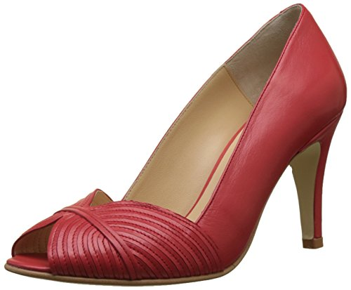 Rouge Ouvert Bout Jonak rouge Femme Daih Escarpins EqtpSvwAX