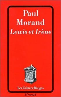Lewis et Irène par Morand