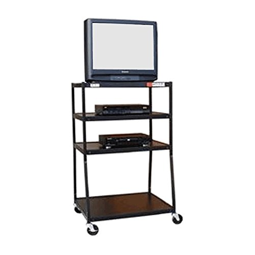 VTI Wide Body TV Cart 54