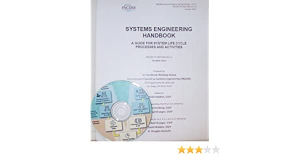 Incose Systems Engineering Handbook Pdf