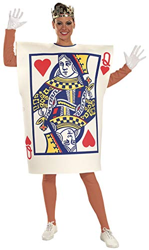 Rubie's Queen Of Hearts, Multicolored, One Size