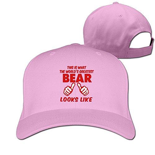 Free Hugs Bear Costume (Big BJack Classic Christmas Hat Peaked Military Cap Outdoor Sun Unisex BEAR)
