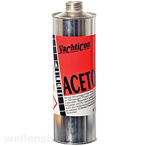 Aceton Verdünnung 1 Liter