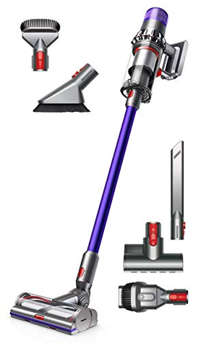 Dyson V11 Animal Cord-Free Vacuum Cleaner + Manufacturer's Warranty + Extra Soft Dusting Brush Bundle (Dyson Cordless Vacuum)