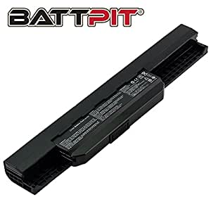 Battpit Recambio de Bateria para Ordenador Portátil Asus A53S (4400mah / 48wh)
