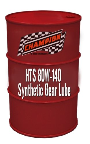 55 gallons synthetic gear oil - 1