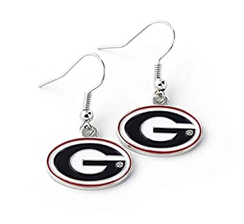 NCAA Unisex NCAA Logo Dangler Earrings