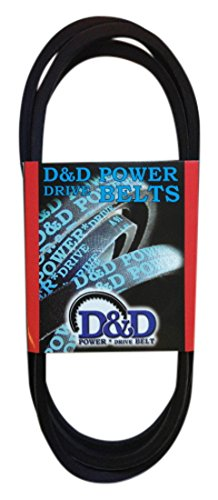 D/&D PowerDrive 1178442 Allis Chalmers Or Gleaner Replacement Belt C Rubber 1 -Band 218 Length