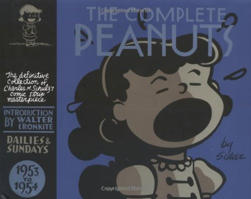 The Complete Peanuts Volume 2: 1953-1954