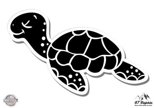 ninja turtle bike stickers - 1