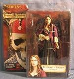 NECA Pirates of the Caribbean Action Figure Series 3 Elizabeth Swann
