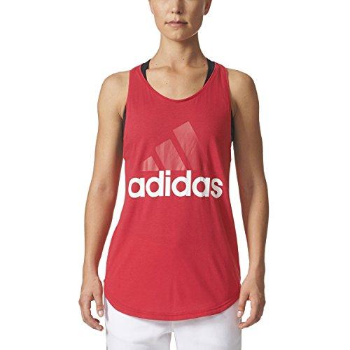 adidas Women's Athletics Essential Linear Logo Tank Top