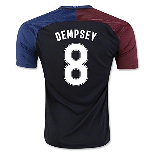 2016-17 USA Away Shirt (Dempsey 8)