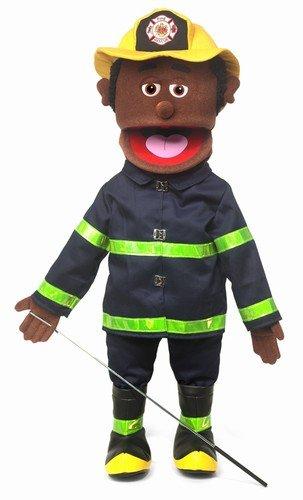 Fireman Hand Puppet - 25
