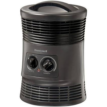 Amazon Honeywell Manual 360 Degree Surround Heater Black Home