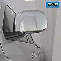 02-08 Dodge Ram 1500//2500//3500 Triple Chrome ABS Mirror Cover a pair