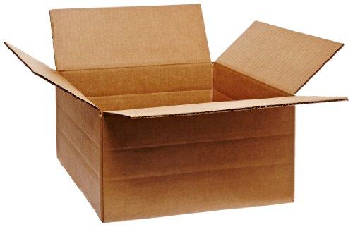 Aviditi MD1296 Corrugated Multi-Depth Corrugated Box, 12