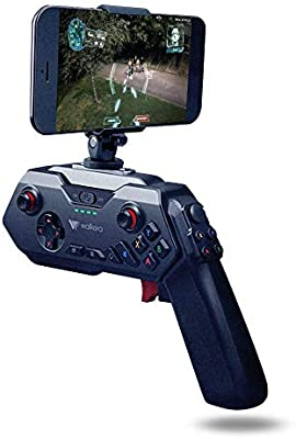 Portable Gaming Joystick Handle Wireless Mobile Gamepad