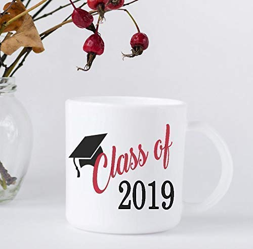 Class of 2019 Graduation Coffee Mug - Gift for Grad