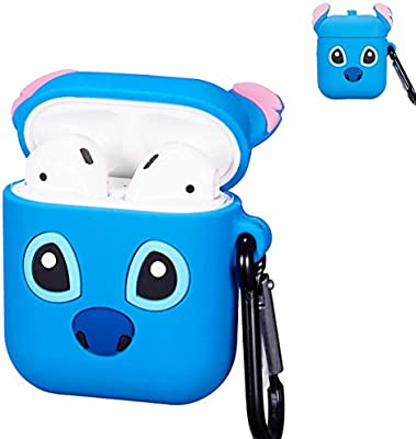 Amazon Com Logee Full Stitch Case For Airpods 1 2 Cute Character