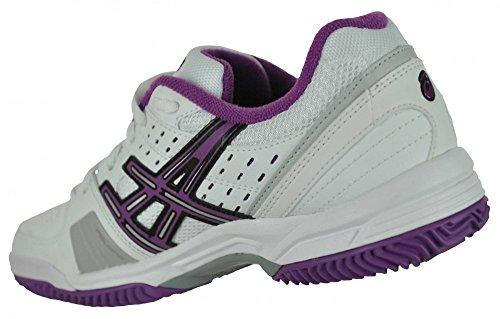 40c552dbdceae ... Asics Gel Padel Pro 2 SG Femmes Tennis espadrille Sports Fitness  Chaussures Blanc ...