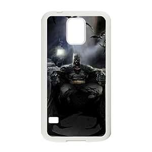 Samsung Galaxy S5 Cell Phone Case White Batman G6841558