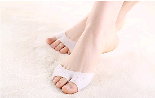 1 Pair Ball Of Foot Cushions Metatarsal Pads Pain Relief
