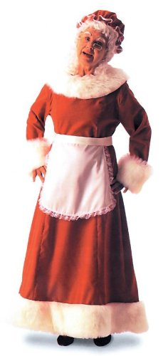 SANTA DRESS LONG 9 TO 11