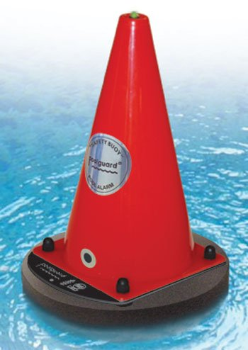 PoolGuard PGRM-SB Safety Buoy Above Ground Pool Alarm by PoolGuard
