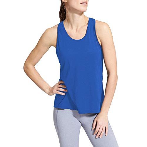 Transser- Racerback Back Cross Vest Scoop Neck Naked Sportswear Yoga Sports Tank Tops