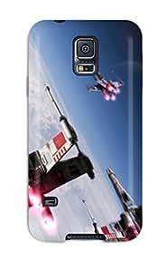 AWNtsgL1673BOluG La Angel Nelson Star Wars Feeling Galaxy S5 On Your Style Birthday Gift Cover Case
