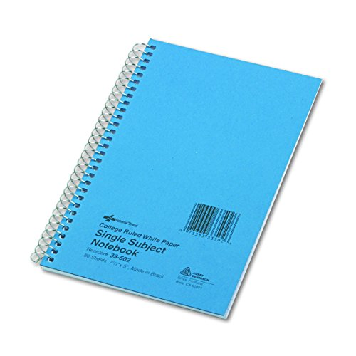 - NATIONAL Subject Wirebound Notebook, College Rule, 8