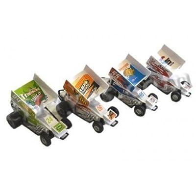 Hayes Die Cast Sprint Car (5 Inch): Toys & Games