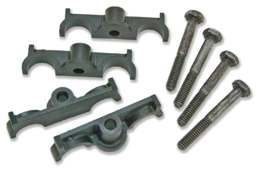 Flex-a-lite 3926 GatorClips Oil Cooler Mounting Clamps - Set of ()