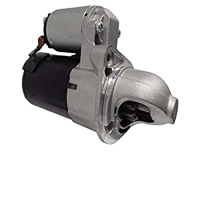 New Starter For Hyundai Elantra 1.8L 2.0L 2011-2014, Kia Forte Fote5 Soul Koup 1.8L 2.0L 2012-2014 36100-2E120, 36100-2E120RU, 1195411: Automotive