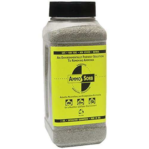 AMMOSORB Natural Aquarium Ammonia Eliminator Deco Rocks: 2 lb. ()