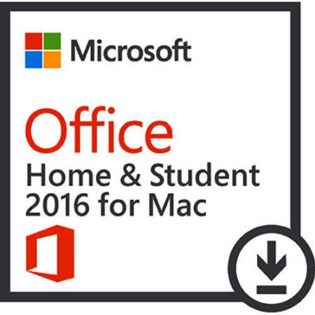 Office Home & Student 2016, 1 PC (Product Key Card) Windows 79G-04729