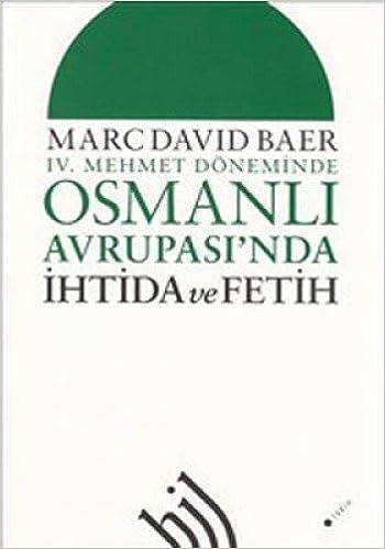 MARC DAVID BAER EPUB