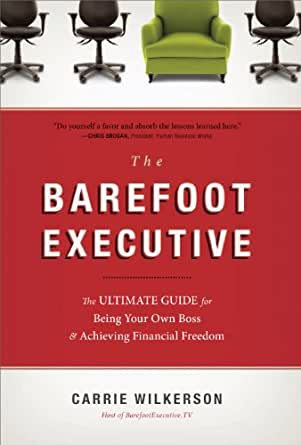 Amazon the barefoot executive the ultimate guide for being print list price 2499 malvernweather Images