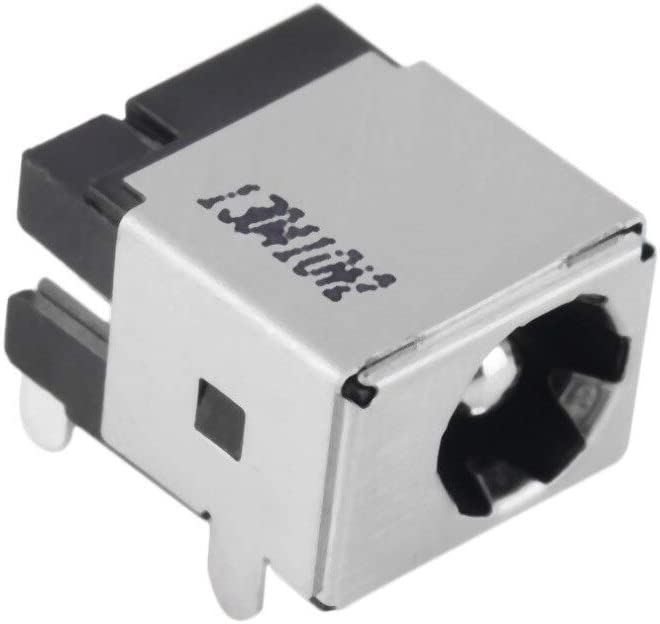 Computer Cables DC Power Jack Socket Port Connector DC Power Jack for Laptop Lenovo G580 Cable Length: Other