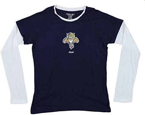 size 40 893c1 a0a75 Amazon.com : Florida Panthers NHL Womens Long Sleeve Tissue ...