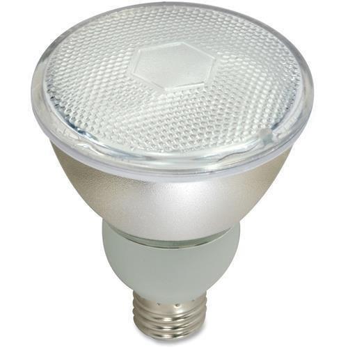 Satco 15-Watt PAR30 Compact Fluorescent Bulb (S7204)