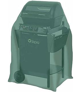 Tepro Pequeña funda universal para parrilla de gas 8103,color negro