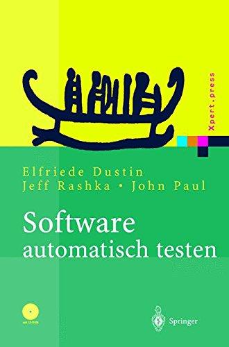 Software automatisch testen: Verfahren, Handhabung und Leistung (Xpert.press)