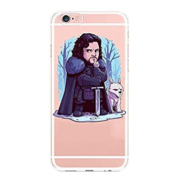 Funda de Gel para iPhone X, Game of Thrones Carcasa iPhone ...