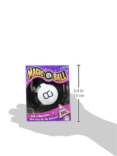 787799323748 - Mattel 30188 Magic 8 Ball carousel main 12