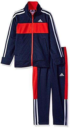 adidas Baby Boys Jacket Set, Collegiate Navy, 18M by adidas