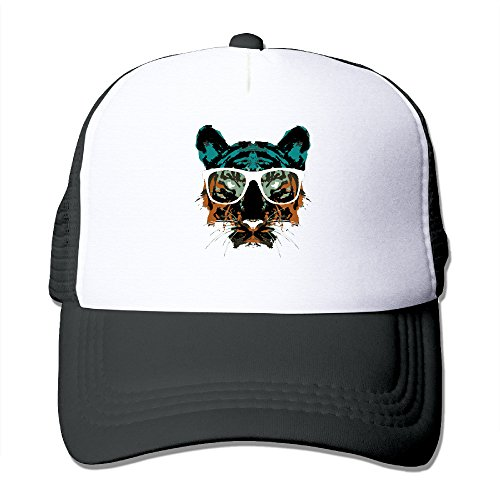 Child Tiger Lily Costume (OFOCPI CJIFOP Trucker Hats @ Caps With Adjustable Snapback Strap (in 5 Colors) For Men)