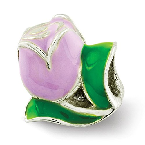 925 Sterling Silver Charm For Bracelet Kids Enameled