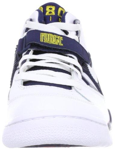 White s Force Men mtllc Basketball Air Gld Shoes 180 Azul Blanco Nike mid Amarillo Navy White UaCPqwtt